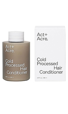 Cold Processed Hair Conditioner Act+Acre $28