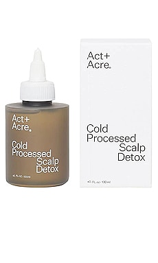 SOIN POUR LE CUIR CHEVELU COLD PROCESSED Act+Acre $42