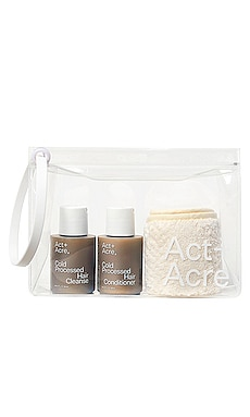 Cold Processed Mini Essentials Act+Acre $32 BEST SELLER
