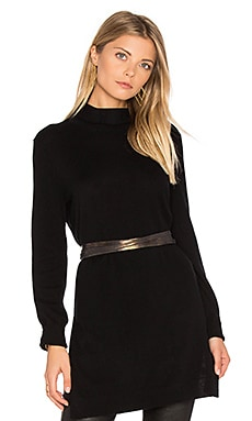 Skinny Wrap Belt in Midnight