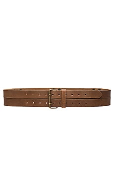 Sandra Waist Belt in Tan