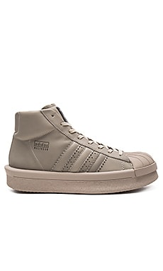 adidas by Rick Owens Pro Model Sneakers in Pearl