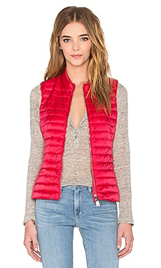 ADD Padded Vest in Scarlet