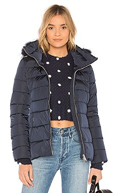 Down Fur Trim Jacket ADD $316