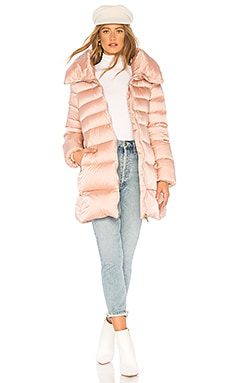 Hooded Short Down Coat ADD $291