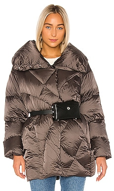 Down Short Coat ADD $232