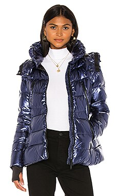 Down Jacket With Detachable Hood ADD $552 NEW ARRIVAL
