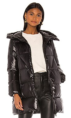 Hooded Down Jacket ADD $504