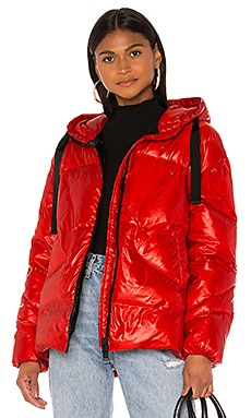 Oversized Hooded Down Jacket ADD $484