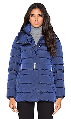 ADD Down Jacket in Blue Grotto