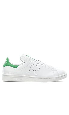 adidas by Raf Simons Stan Smith in White Green
