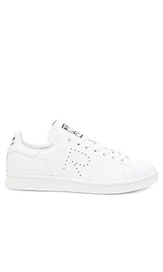 adidas by Raf Simons Stan Smith in FTWR White Core Black FTWR White