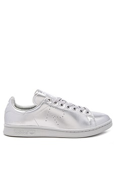 adidas by Raf Simons Stan Smith in Silver Met