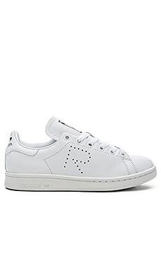 adidas by Raf Simons Stan Smith Sneaker in White