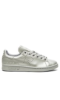 adidas by Raf Simons Stan Smith Sneaker in Silver