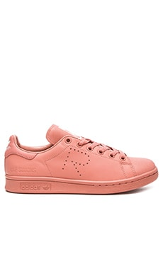 adidas by Raf Simons Stan Smith Sneaker in Ash Pink