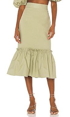 MUGUET スカート ADRIANA DEGREAS $185 コレクション