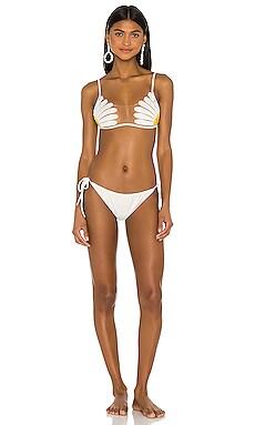 Daisy Bikini Set ADRIANA DEGREAS $395