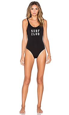 ADRIANA DEGREAS One Piece Swimsuit in Surf Club
