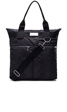 adidas by Stella McCartney Large Sports Bag in Black & Black