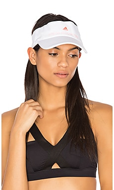 Cotton visor - adidas by Stella McCartney