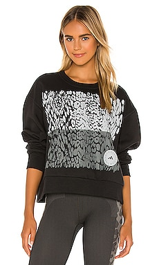 Graphic Sweatshirt adidas by Stella McCartney $130