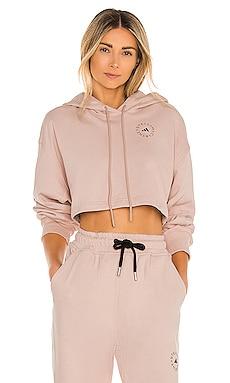 ASMC Crop Hoodie adidas by Stella McCartney $78