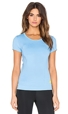 adidas by Stella McCartney The Performance Tee in Breezy Blue