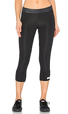 adidas by Stella McCartney The Performance 3/4 Legging in Black