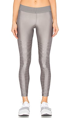 adidas by Stella McCartney Studio Zebra Tight in Mystery
