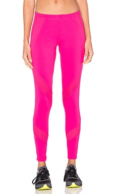 adidas by Stella McCartney The Starter Legging in Glow Pink