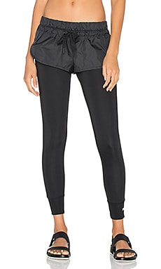 adidas by Stella McCartney The Short Over Tight in Black