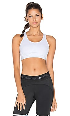 adidas by Stella McCartney The Pullon Bra in White