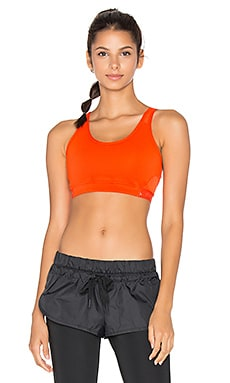 adidas by Stella McCartney The Pullon Bra in Orange