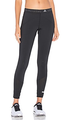 adidas by Stella McCartney Run Clima Long Tight in Black