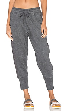 adidas by Stella McCartney Yoga Sweatpant in Dark Grey Heather
