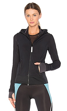 Climaheat Fleece Jacket in Black