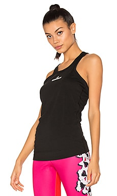 The Racer Tank in Black