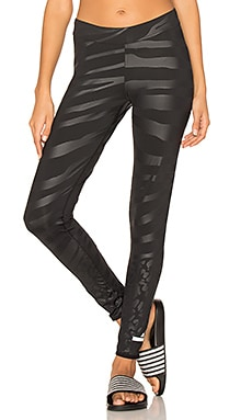 Run Zebra Longtight in Black