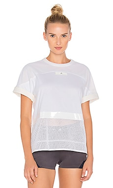 T-SHIRT MAILLE FILET ESSENTIAL