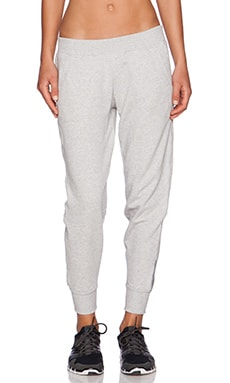 adidas by Stella McCartney Sweatpant in Pearl Grey Heather