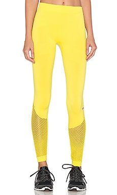 adidas by Stella McCartney Essentials Studio Tight in Lux Yellow