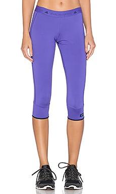 adidas by Stella McCartney 3/4 Tight in Lilac
