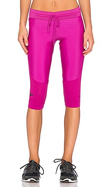 adidas by Stella McCartney Studio 3/4 Tight in Fuchsia