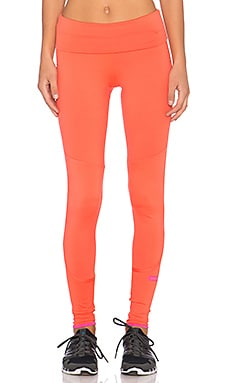 adidas by Stella McCartney The Fold Tight in Hot Coral