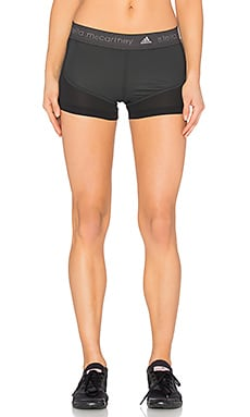 adidas by Stella McCartney Run Climachill Short in Black