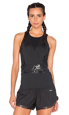 adidas by Stella McCartney Run Climacool Tank in Black