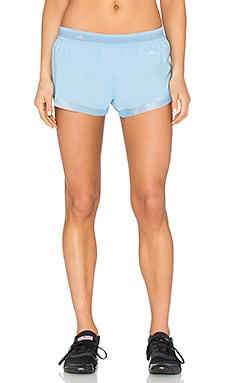 adidas by Stella McCartney Run Adizero Short in Chino Blue