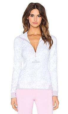 Купить Худи essentials - adidas by Stella McCartney белого цвета