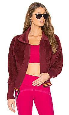 Training Fleece Jacket adidas by Stella McCartney $120